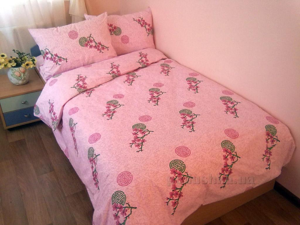 Постельное белье Руно бязь 50-0012 розовое