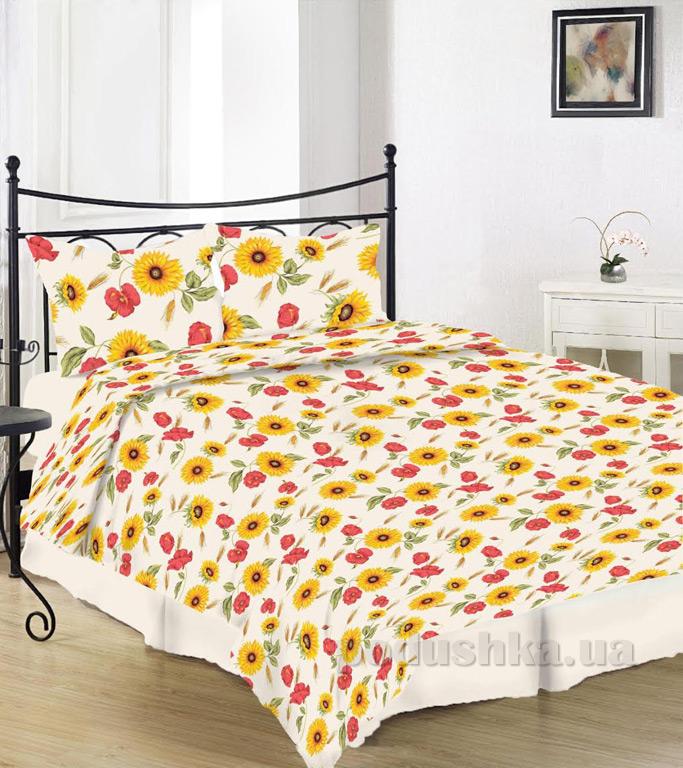 Постельное белье Руно бязь 20-0999 Red-yellow