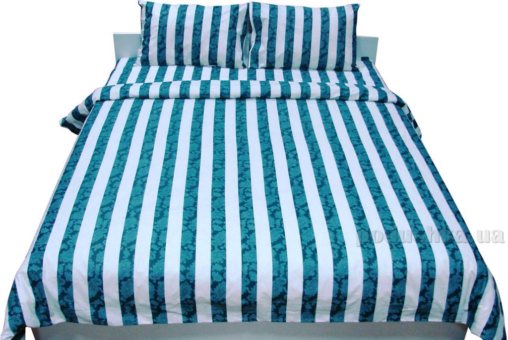 Постельное белье Руно бязь 30-0103 ocean blue