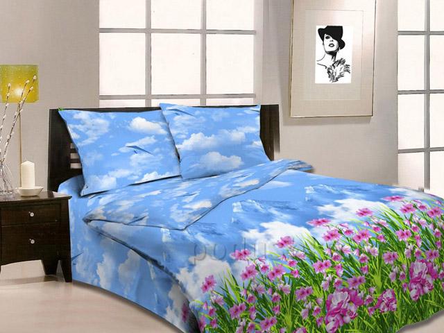 Постельное белье Руно бязь 3D 3927 Альпы