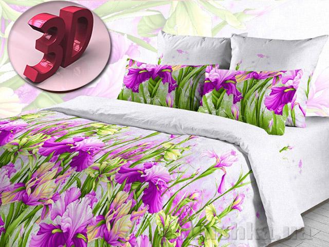Постельное белье Руно бязь 3D 3980 Семейный комплект  Руно