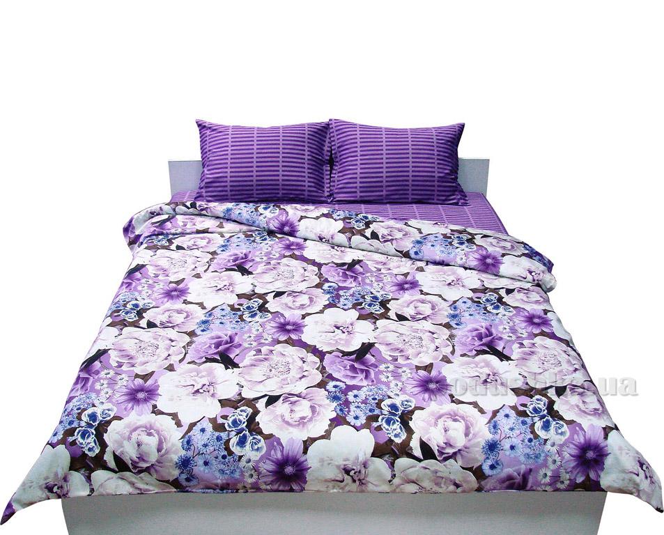 Постельное белье Руно сатин 20-1314 Violet