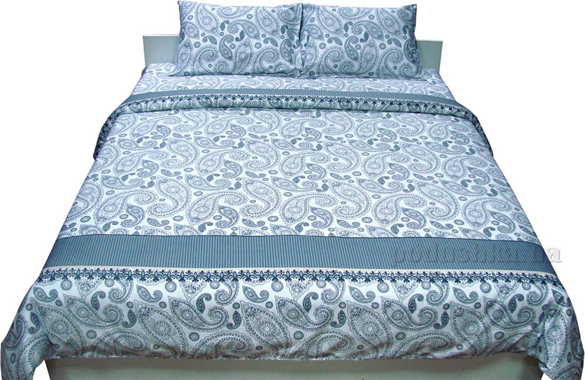 Постельное белье Руно сатин 40-0377 grey