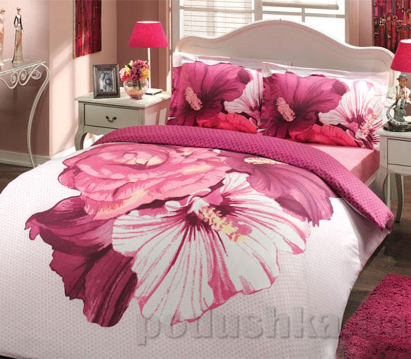 Постельное белье Hobby Sateen Deluxe Rose розовый