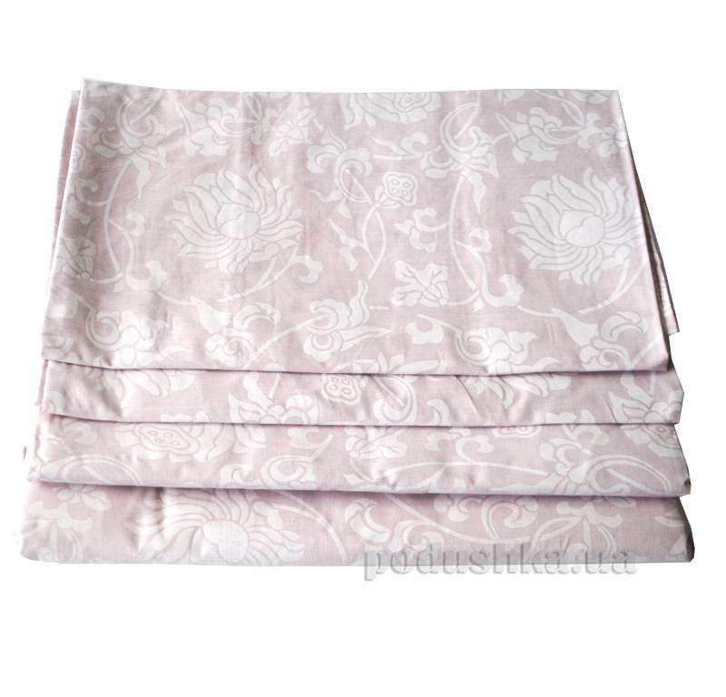 Постельное белье Sergio 60-0014 soft rosa бязь
