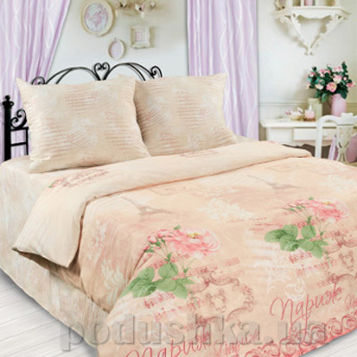 Постельное белье Сладкий сон Париж