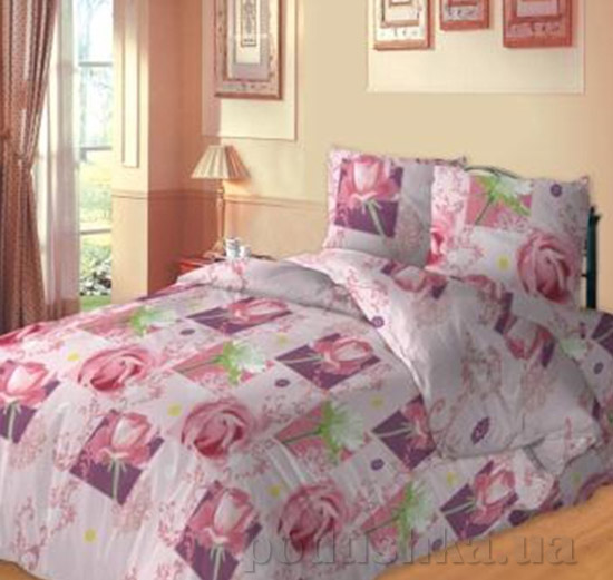 Постельное белье Сладкий сон Розовые розы