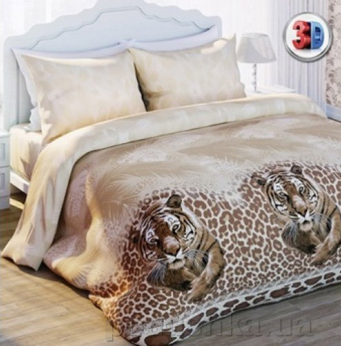 Постельное белье Сладкий сон Тигр