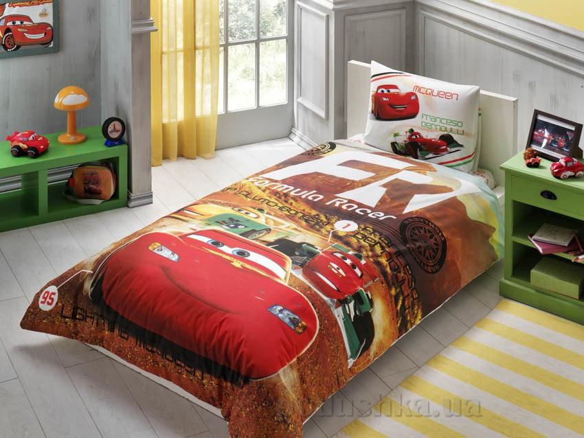 Постельное белье TAC Disney Cars team