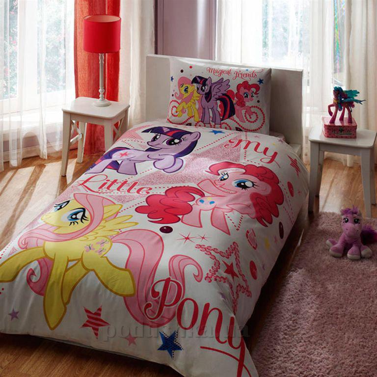 Постельное белье TAC Disney My Little Pony Stars