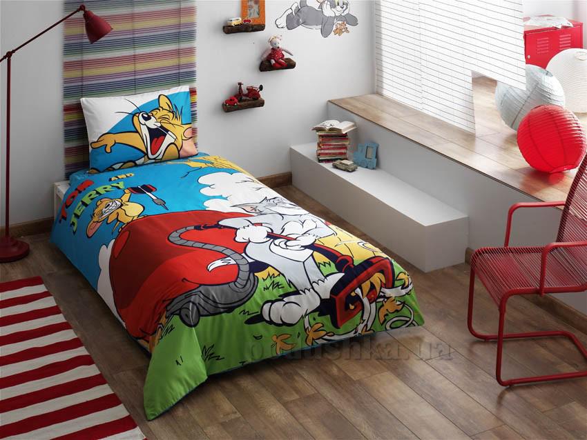 Постельное белье TAC Disney Tom and Jerry comics