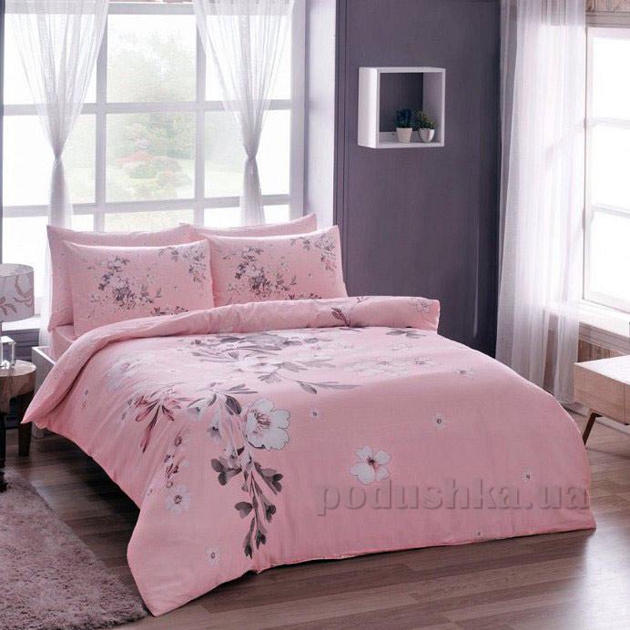 Постельное белье TAC Julissa V01 розовое