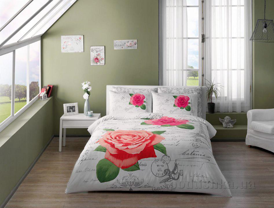 Постельное белье TAC Paris V01 розовое