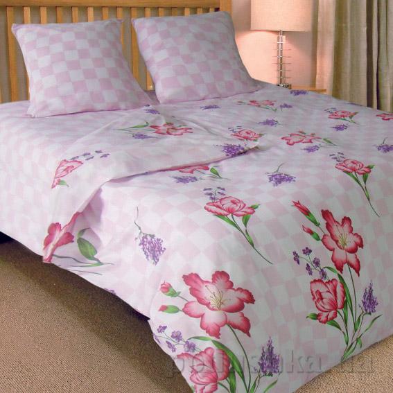 Постельное белье ТЕП Колорит Premium collection Алисия розовая 847