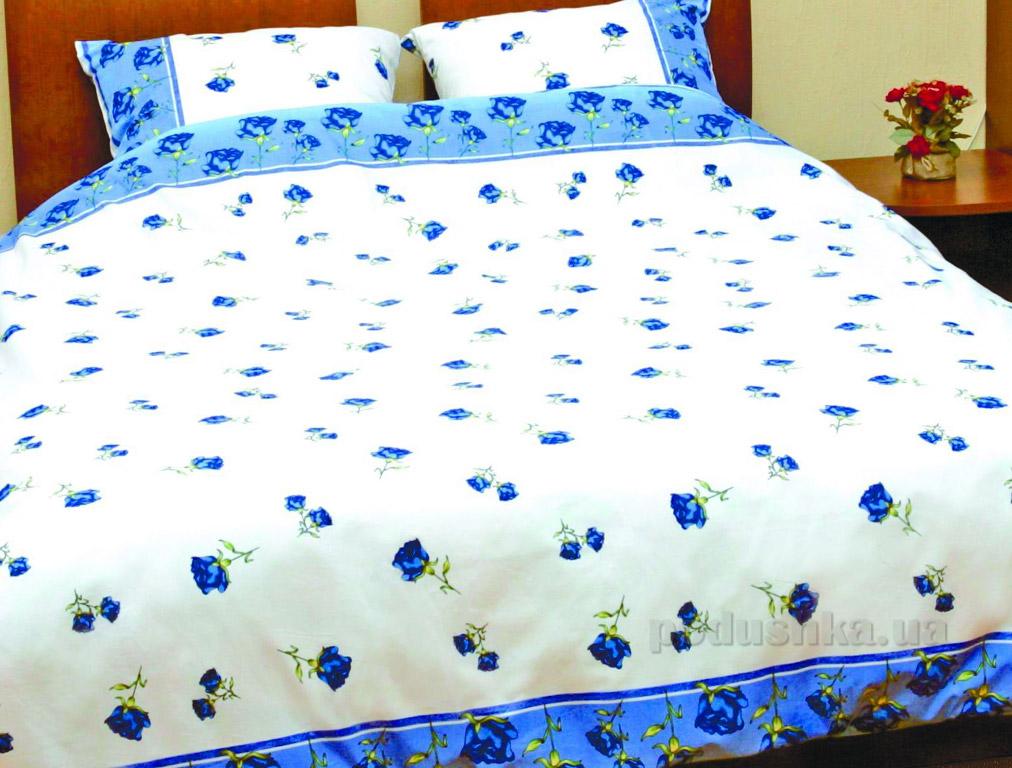 Постельное белье ТЕП Standart collection Роза синяя К17