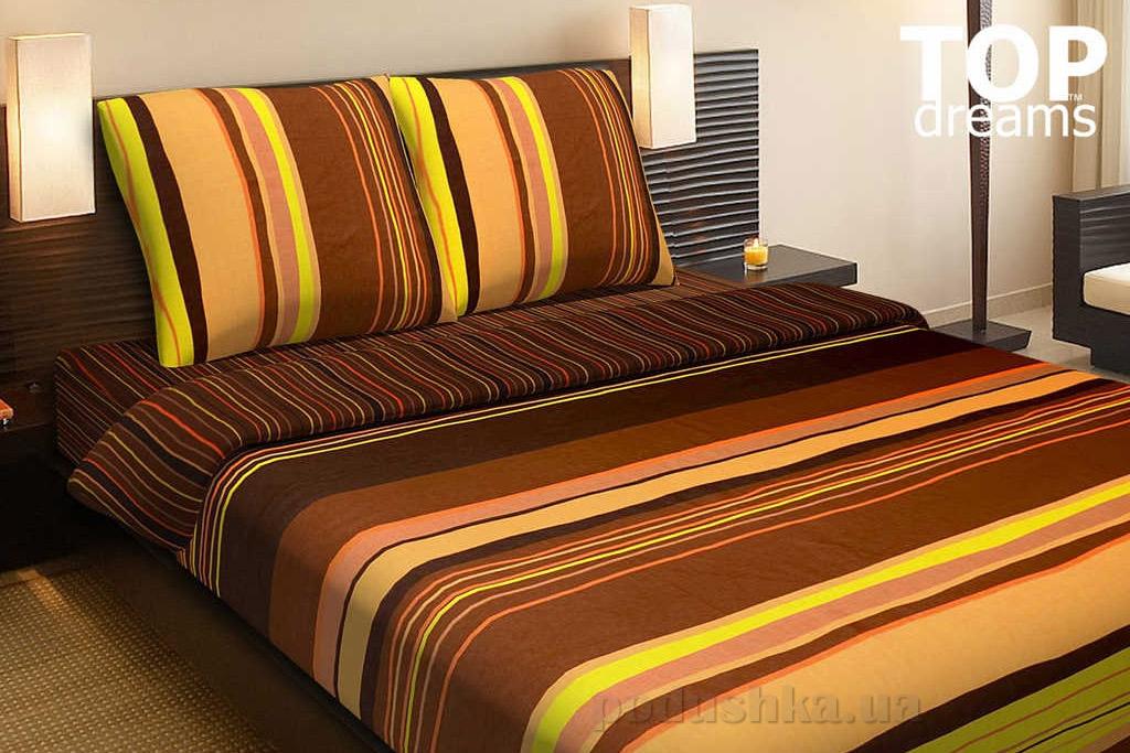 Постельное белье Top Dreams Шоколадное искушение