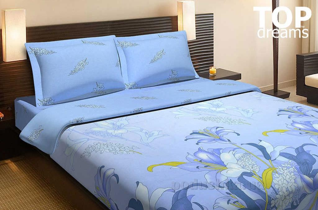 Постельное белье Top Dreams Цветок орхидеи