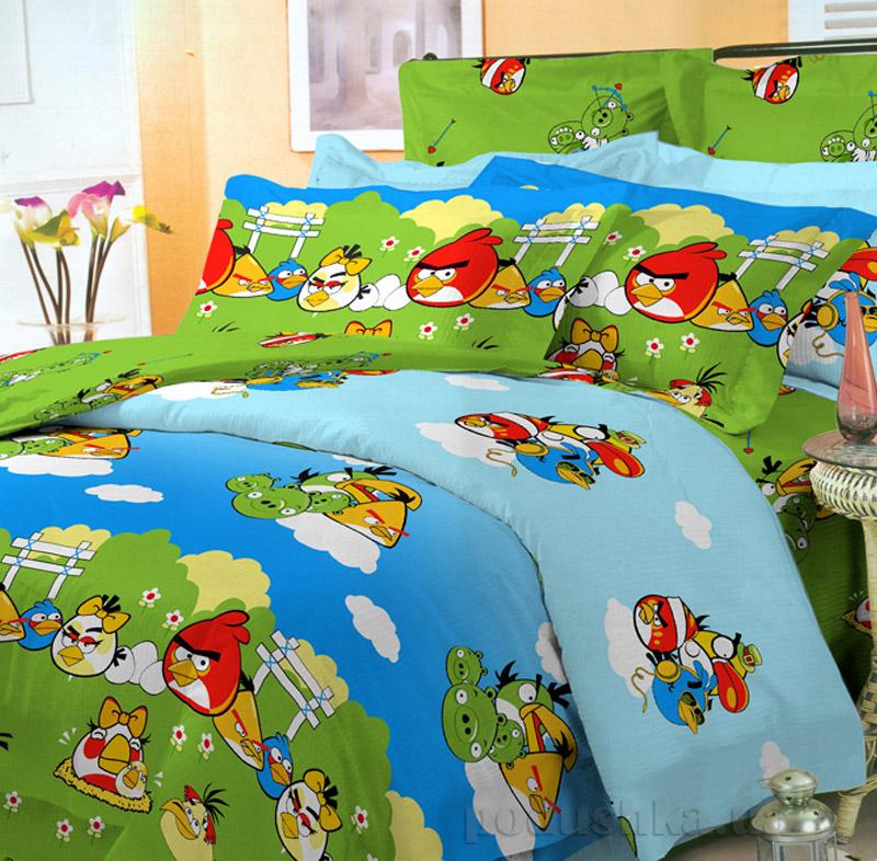 Постельное белье в детскую кроватку Вилюта 1398