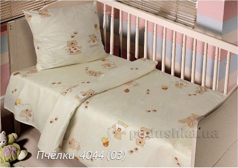 Постельное белье в кроватку Малеча