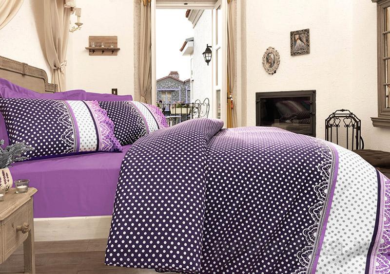 Постельное белье Victoria Dolce lila 00759