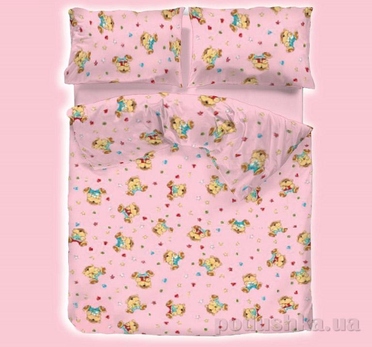 Постельное белье Вилюта Platinum 7501 розовый