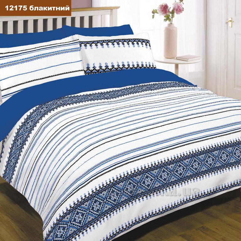 Постельное белье Вилюта ранфорс 12175 синее