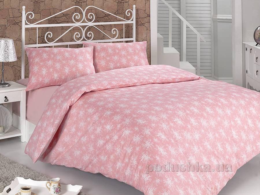 Постельное белье Weekend Naz розовое