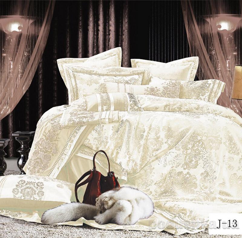 Постельное белье Word of Dream жаккард J13 Полуторный комплект  Word of Dream