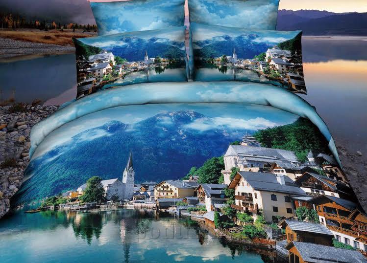 Постельное белье Word of Dream H1590 Город