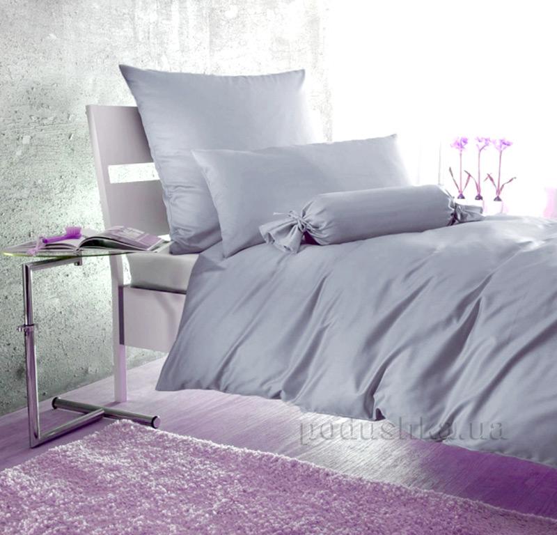 Постельное белье Zambak Ranforce Color Grey