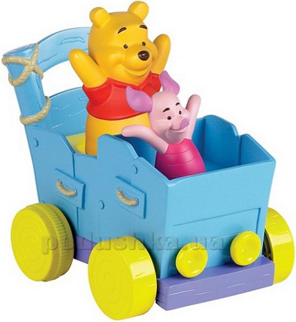 Повозка Мишка с другом T71860/71874
