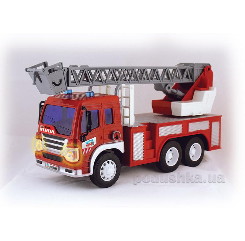 Пожарный автомобиль Спасатель Motor Play 12014