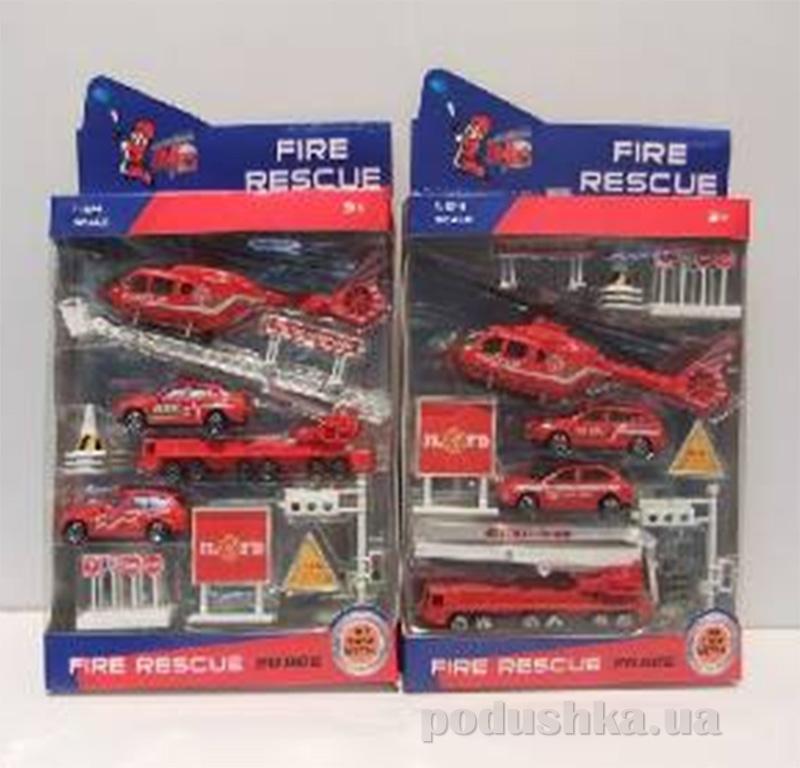Пожарный набор для мальчика Die-Cast Set 526222PFI
