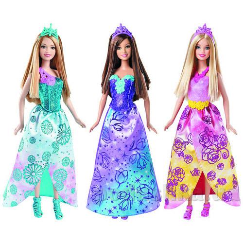 Принцесса Barbie из серии Сочетай и смешивай