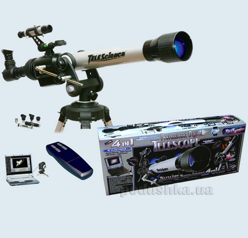 Профессиональный телескоп с веб-камерой 4 в 1 Eastcolight 9940-EC