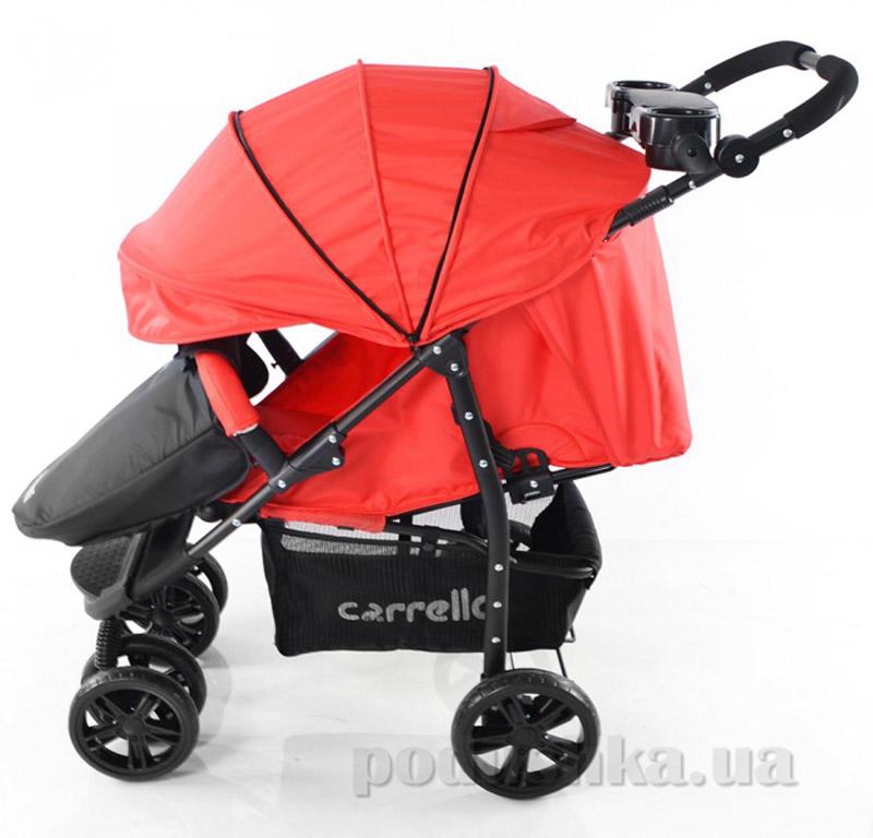 Прогулочная коляска Carrello Avanti CRL-1406 красная