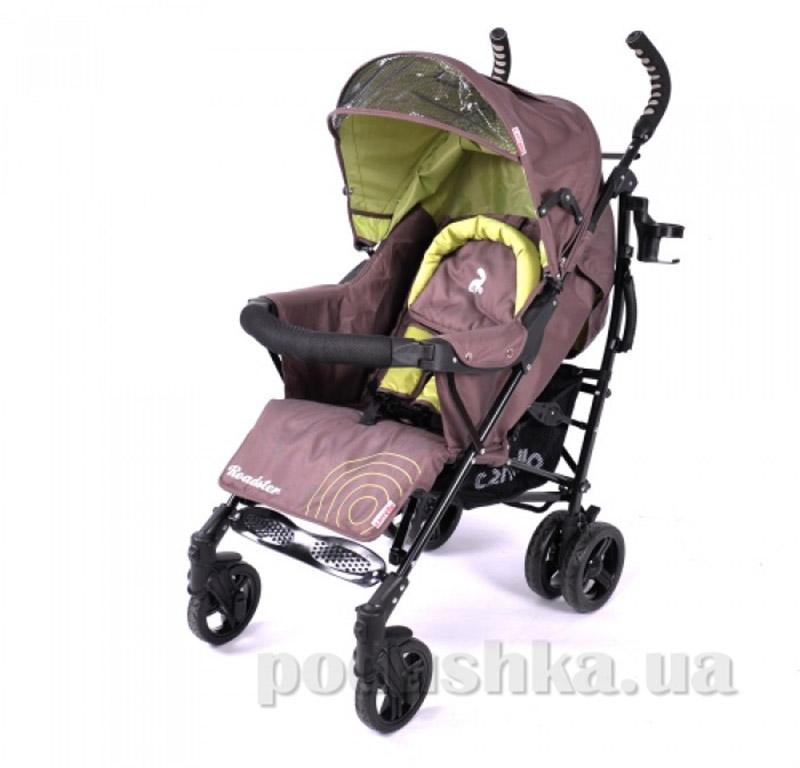 Прогулочная коляска Carrello Roadster CRL-7301 коричневая