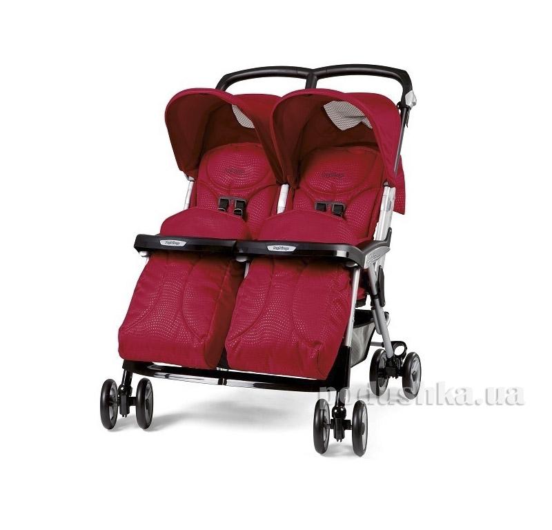Прогулочная коляска для двойни Aria Twin EM49 Marte Peg-Perego IPAT130034EM49
