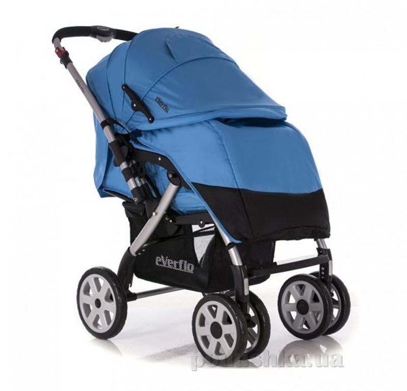 Прогулочная коляска Everflo E-337 ut-44151 Синяя