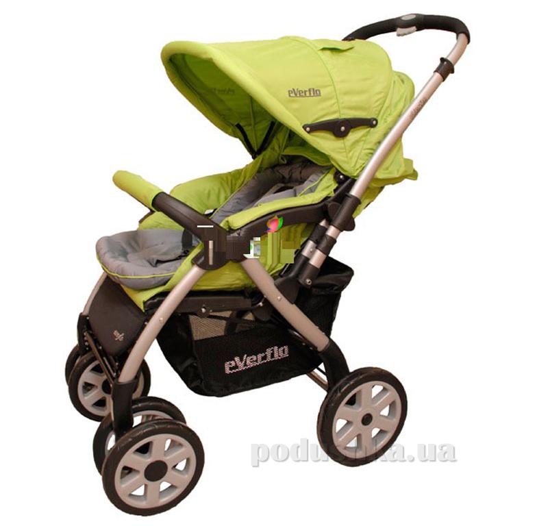 Прогулочная коляска Everflo E-337 ut-44152 Зеленая