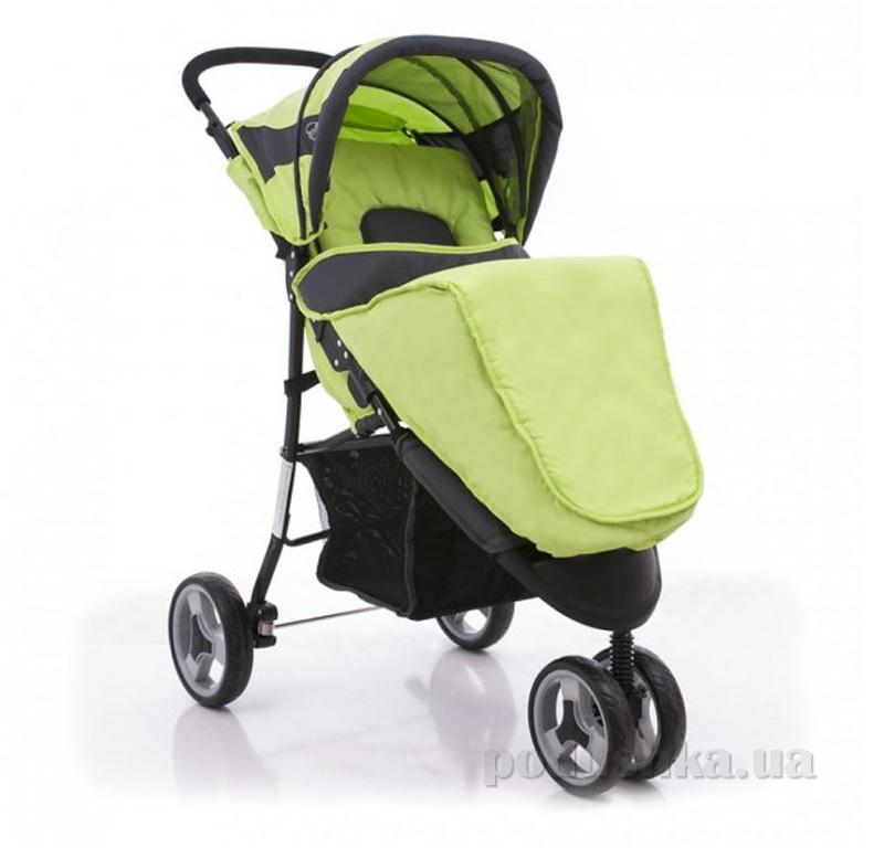 Прогулочная коляска Everflo SK-320 ut-68680 Зеленая