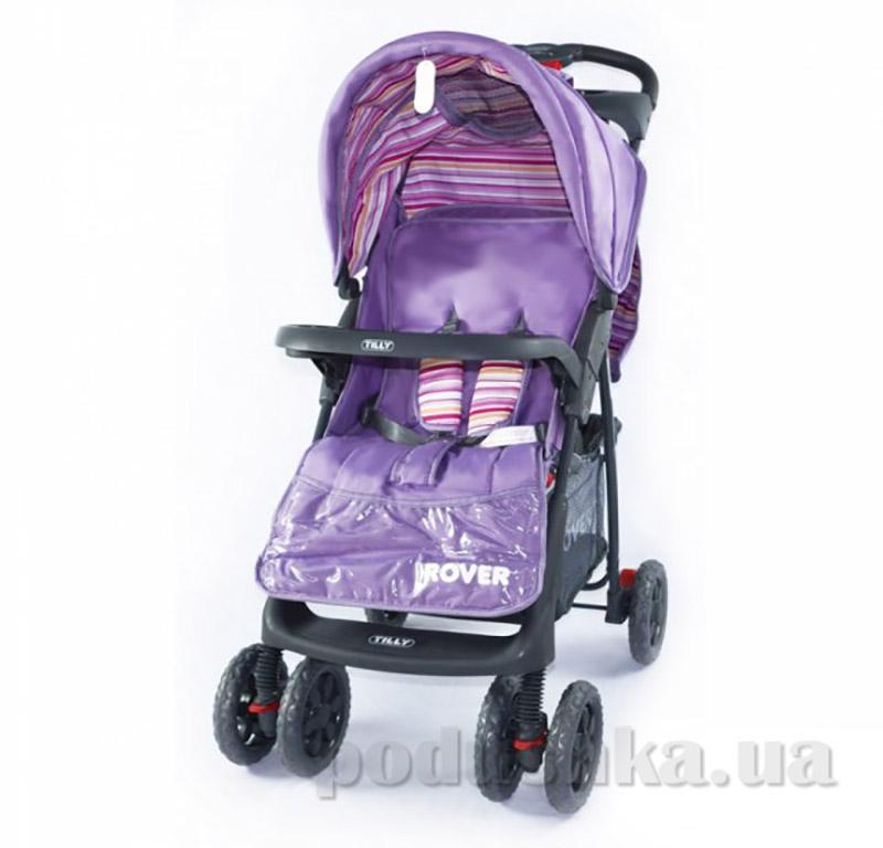 Прогулочная коляска-трость Rover BabyTilly BT-SB- 0006С фиолетовая