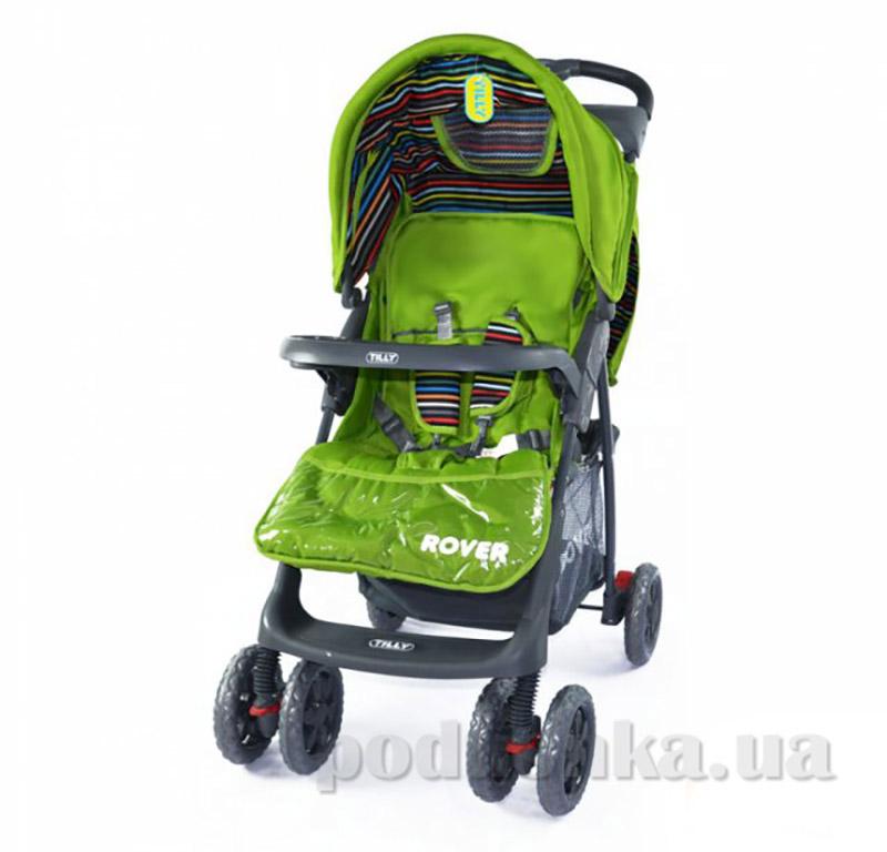 Прогулочная коляска-трость Rover BabyTilly BT-SB- 0006С салатовая