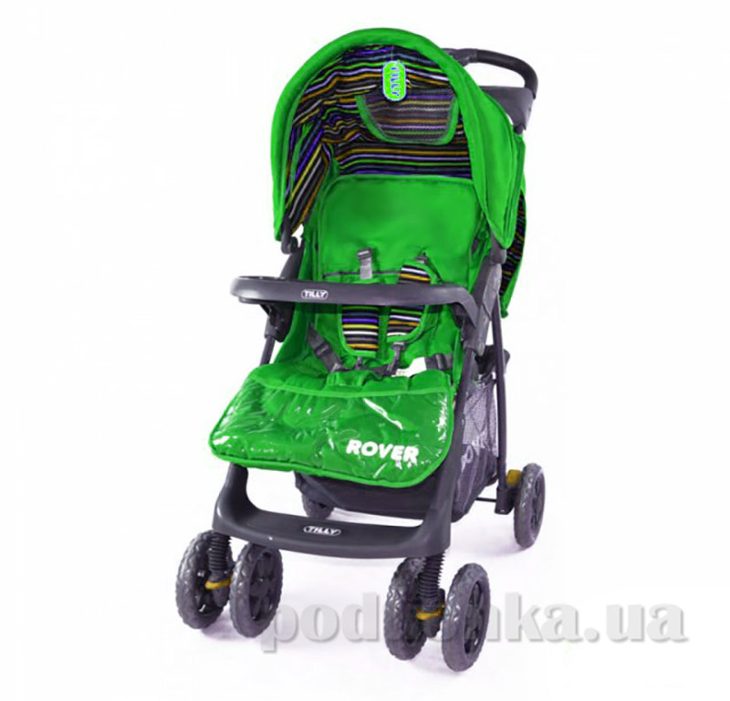 Прогулочная коляска-трость Rover BabyTilly BT-SB- 0006С зеленая