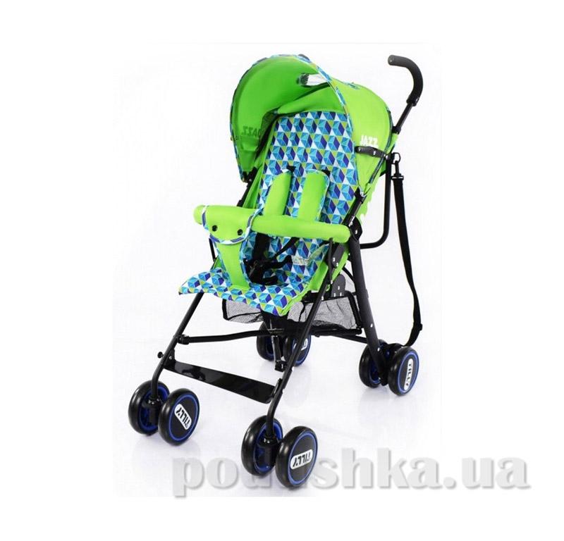 Прогулочная коляска-трость Rover BabyTilly BT-SB- 0008 Jazz зеленая