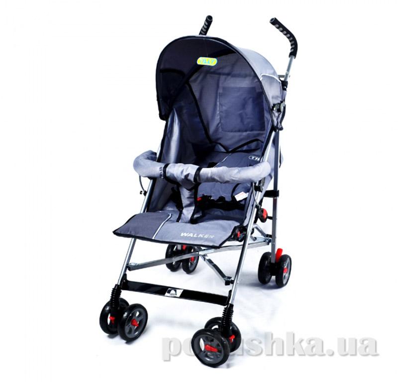 Прогулочная коляска-трость Walker BabyTilly SB 0001 серая