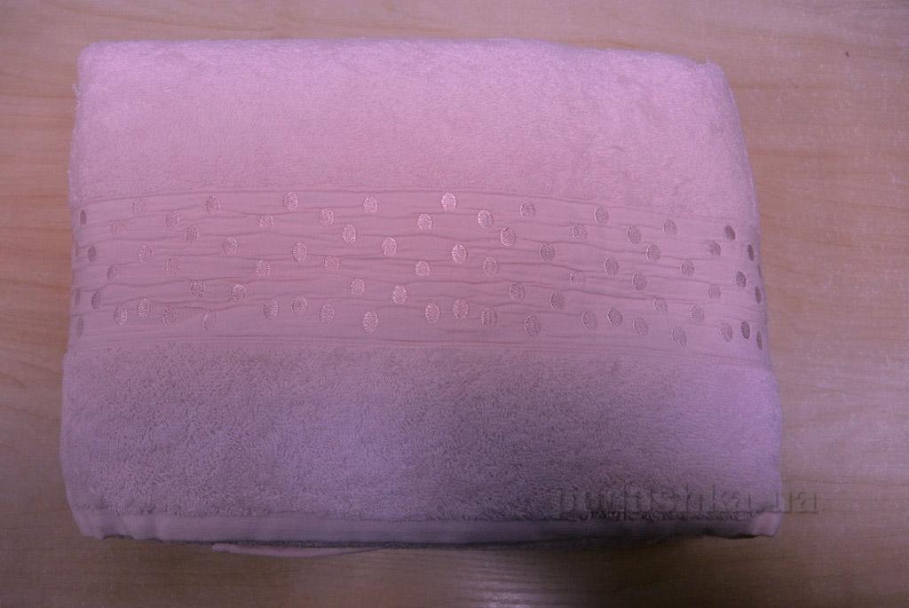 Простынь бамбуковая Mariposa Point розовая