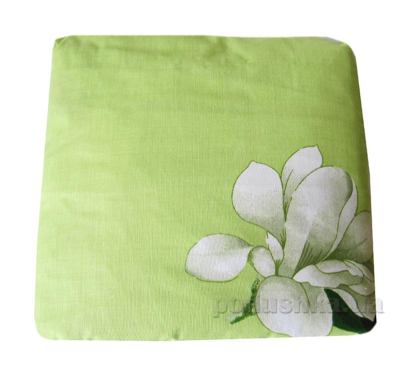 Простынь на резинке Вилюта Вдохновение 10999 зеленая
