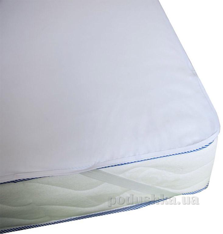 Простынь в кроватку водонепроницаемая с резинками по углам ТЕП Waterproof P.S.