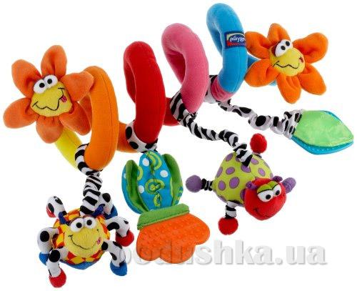 Пружинка-кружилка Playgro Удивительный сад 0111885